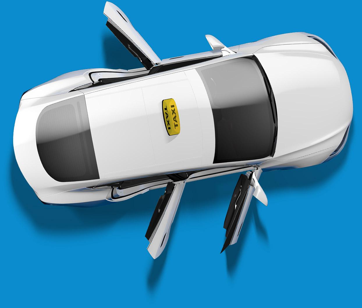 TaxiPlus Fahrzeug